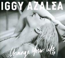 Iggy Azalea - Change Your Life [Clean] [EP] [Digipak]
