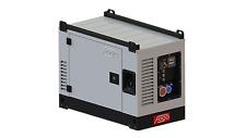 Stromaggregat, Stromerzeuger Benzin Honda FV 15000RCEA 14,5 kVA Schallschutz