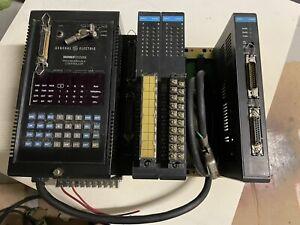 PLC Processore Industriale General Electric Fanuc Programmazione Cpu