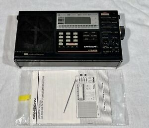 Sangean ATS-803A Direct Key-in World Band Receiver
