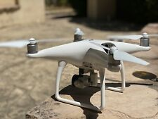 DJI Phantom 4 Quadcopter Drone-2 Batts, Backpack, Range Extender, Filters, More