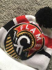 CALGARY FLAMES Knit Toque - NHL Alternate Logo
