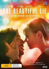The Beautiful Lie (DVD, 2015, 2-Disc Set)  New, ExRetail Stock, Genuine D74