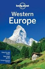 Lonely Planet Western Europe (Travel Guide), Wilson, Neil, Williams, Nicola, Sch