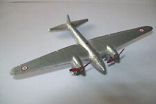 Rare modèle réduit  avion Amiot 370 de marque Dinky Toys
