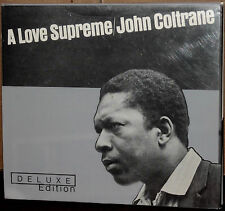 IMPULSE 2CDs:  JOHN COLTRANE - Love Supreme Complete Masters 2002 Deluxe Edition
