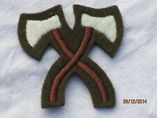 Nº 2 Vestido Abz. Assault Pioneer, cruzado Ejes