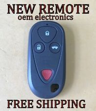 NEW W/ OEM ELECTRONICS ACURA 02-04 RL CL KEYLESS ENTRY REMOTE FOB E4EG8D-444H-A