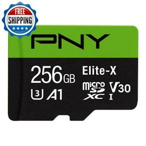 256GB Flash Micro Memory SD Card Class 10 Highspeed MicroSDXC Camera Phone 4k HD