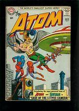 Atom 7- Large Scans