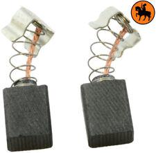NEW Carbon Brushes MAKITA FS4000 screwdriver - 6x9x11mm