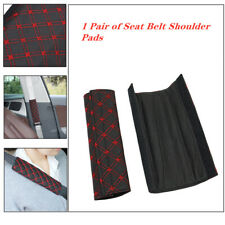 Car Safety Seat Belt Shoulder Pads Cover Harness Protector Cushion Poly Urethane