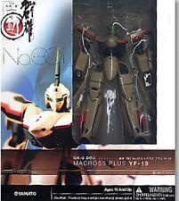 New Yamato Gn-U Dou #001 Macross Plus YF-19 Battroid Painted