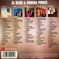 AL & POWER,ROMINA BANO - ORIGINAL ALBUM CLASSICS  5 CD NEW+