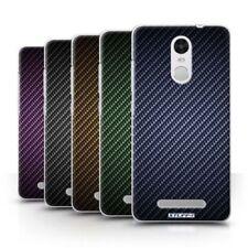 Étuis, housses et coques Xiaomi Redmi Note 4 en fibre de carbone pour téléphone mobile et assistant personnel (PDA)