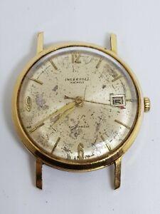Vintage Men's INGERSOLL Mechanical Watch (working)