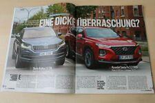 Auto Bild 26428) Hyundai Santa Fe 2.2 CRDi 4WD Premium mit 200PS besser als...?