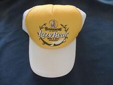 BUNDABERG LAZY BEAR RUM & DRY MESH CAP HAT NEW