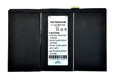 Replacement internal battery for iPad 3/4/A1389 3rd/4th Generation,11500 mah