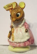 Shankman China Figurine - Hunca Munca from  The Tale of Two Bad Mice