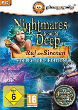Nightmares from the Deep * reputazione delle sirene * scrutare-GIOCO PC DVD-ROM