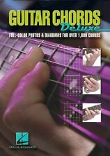 Guitar Chords Deluxe Learn to Play Reference Guitarist Gig Bag Size Music Book