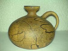 Hübsche kleine Vase H: 8,1 cm * Gerhard Liebenthron 82 * Studio Pottery Keramik