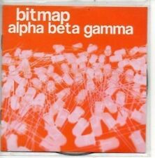 (AL638) Bitmap, Alpha Beta Gamma - DJ CD
