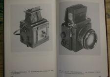 Fachbuch Fototechnik, Historische Fotogeräte, alte Kameras, Glasplatten,DDR 1988