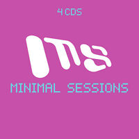 CD Minimal Sessions von Various Artists  4CDs