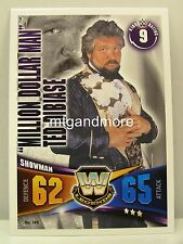 Slam Attax rival - #149 millón de dólares Man Ted DiBiase