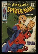 Amazing Spider-Man #69 GD/VG 3.0 Kingpin!