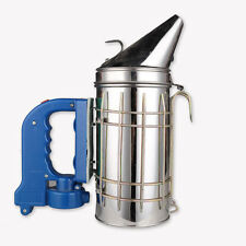 Beekeeping-Tools-hv3n-Stainless-Steel-Electric-Bee-Smoker-Equipment New