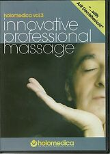 INNOVATIVE PROFESSIONAL MASSAGE DVD - HOLOMEDICA VOLUME 3