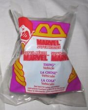 1996 Marvel McDonalds Happy Meal Toy - Thing Vehicle #6