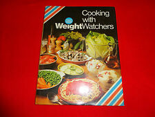 COOKING WITH WEIGHT WATCHERS COOKBOOK - OVER 250 NEW RECIPES  (HARDBACK BOOK)^