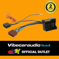 Peugeot 207,406,407,807,3008 Car Stereo Radio Wiring Harness Loom ISO CT20PE02