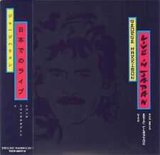 GEORGE HARRISON - LIVE IN JAPAN WITH ERIC CLAPTON AND BAND (2 MINI LP CDs w/OBI)