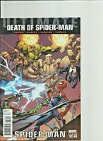 Death of Spiderman 2 issues #158 plus Avengers VS New Ultimate' #2 Marvel comics