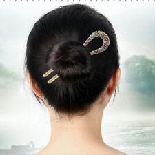 Women Hair Clip Pin Elegant Bridal Hairpin Summer Fashion Accessories YS