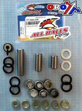Honda CR125R CR250R CRF250R 2002 - 2008 cojinete todas las bolas Swingarm Kit de Sello &