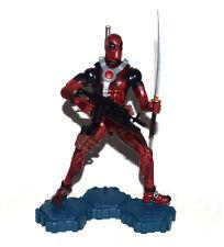"Marvel Legends 6"" X-Men Deadpool Red Suit Loose Action Figure"