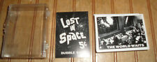 1966 Lost In Space Reprint 1-55 Card Set + Wrapper Card
