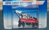 1996 Hot Wheels First Editions #9 Racing Radio Flyer Wagon #374 #14914