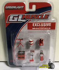 Greenlight 1:64 GL Muscle Shop Tools Texaco (Hobby Exclusive)