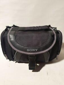 Large - Sony Camera Bag - Shoulder Strap - DSLR / Camcorder / Pro Cam