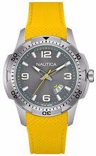 Nautica NAI12520G Stainless Steel Men's Watch