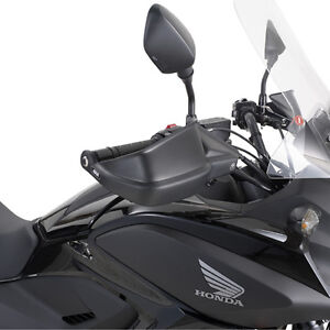 [ GIVI ] Hand Guards Specific ABS Black Honda NC750X NC750S 2016-2017-2018-2019