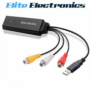AVerMedia ET111 Video Adapter Composite / RCA / AV to HDMI Output