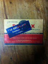 """livret collecteur timbres """" Primax """" Le Détaillant"""" Édition 1952 BE"""